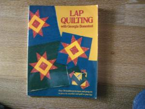 Bonesteel Lap Quilting Book