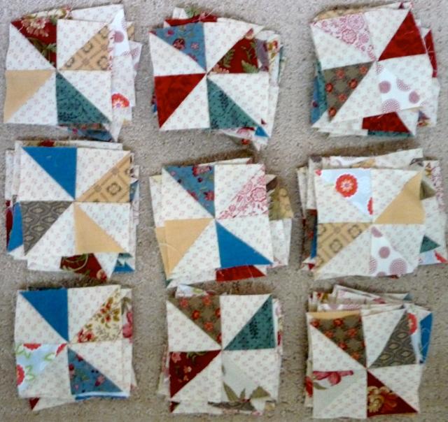 68 pinwheels