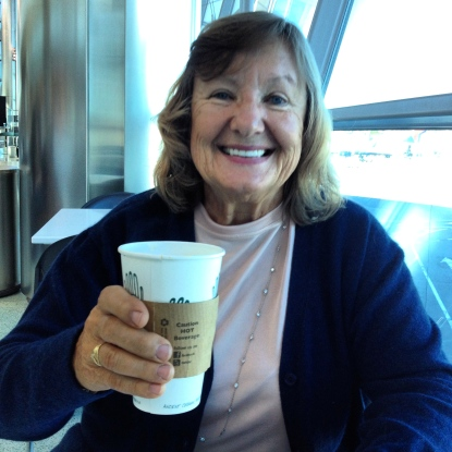 Mom at the Airport