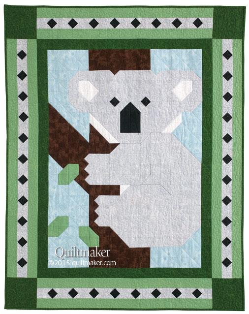 QM Dec 2016-Koala Quilt